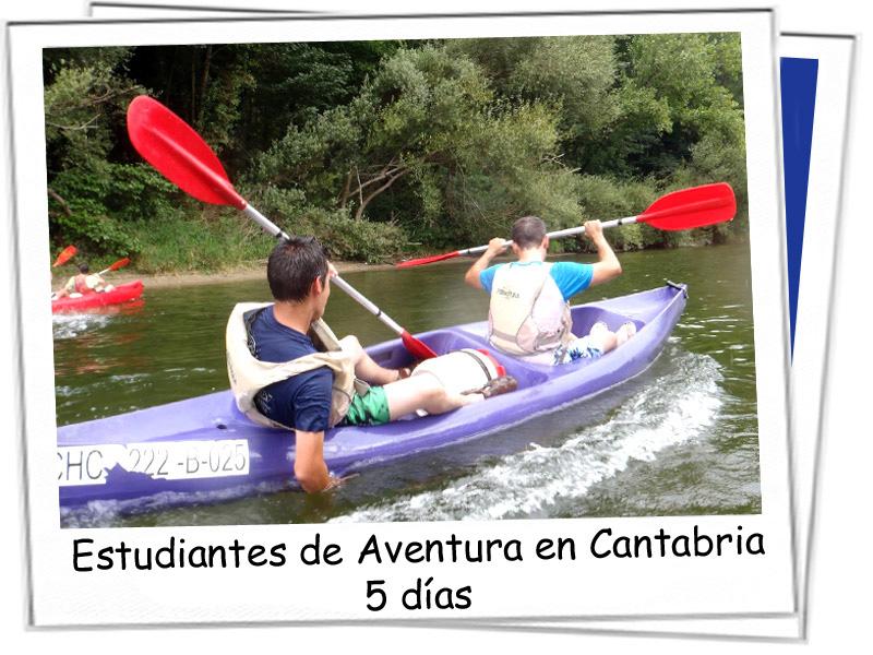 Viaje en grupo a Cantabria Aventura 5 días